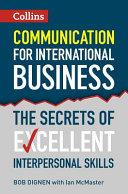 Communication For International Business