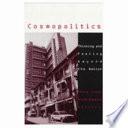 Cosmopolitics