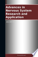 Advances In Nervous System Research And Application 2011 Edition Book PDF