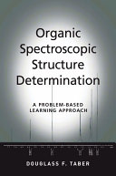 Organic Spectroscopic Structure Determination