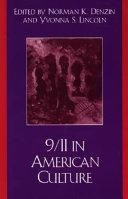9-11 in American Culture