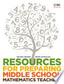 Resources for Preparing Middle School Mathematics Teachers