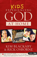 Kids Experiencing God at Home Book PDF