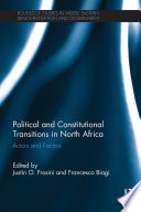 Political and Constitutional Transitions in North Africa