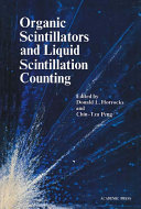 Organic Scintillators and Scintillation Counting