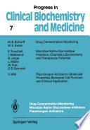 Drug Concentration Monitoring Microbial Alpha Glucosidase Inhibitors Plasminogen Activators