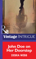 John Doe on Her Doorstep (Mills & Boon Intrigue) (The Enforcers, Book 1)