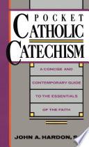 Pocket Catholic Catechism