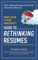 What Color Is Your Parachute? Guide to Rethinking Resumes Pdf/ePub eBook
