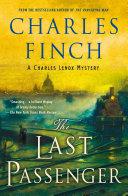 The Last Passenger Pdf/ePub eBook