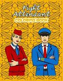Flight Attendant Coloring Book ebook