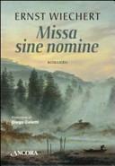 Missa sine nomine romanzo