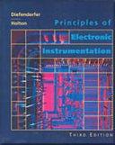Principles of electronic instrumentation /