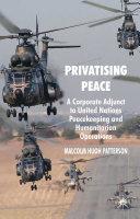 Privatising Peace Pdf/ePub eBook
