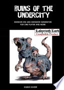 Ruins of the Undercity Book