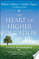 The Heart of Higher Education Book PDF
