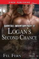 Logan's Second Chance [Darkfall Mountain Pack 10] [Pdf/ePub] eBook
