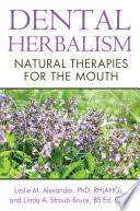 Dental Herbalism Book