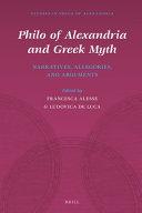 Philo of Alexandria and Greek Myth