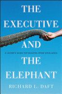 The Executive and the Elephant [Pdf/ePub] eBook