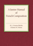 A Junior Manual of French Composition