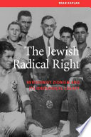 The Jewish Radical Right Book