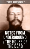 Pdf NOTES FROM UNDERGROUND & THE HOUSE OF THE DEAD Telecharger