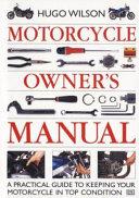 Motorcycle Owner s Manual