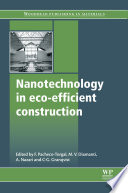 Nanotechnology in Eco Efficient Construction