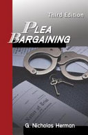 Plea Bargaining - Third Edition