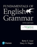 Fundamentals Of English Grammar Student Book With Myenglishlab 5e Book