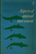Pdf Society for Experimental Biology, Seminar Series: Volume 5, Aspects of Animal Movement
