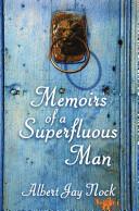 Memoirs of a Superfluous Man