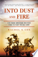 Into Dust and Fire Book