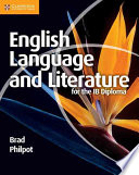 Books - English Language And Literature For The Ib Diploma | ISBN 9781107400344
