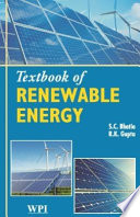 Textbook of Renewable Energy Book