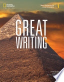 Great Writing 1: Great Sentences for Great Paragraphs