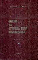 Historia da literatura galega contemporánea