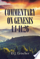 Commentary On Genesis 1 1 11 26