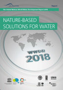 Pdf The United Nations world water development report 2018