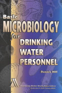 Basic Microbiology For Drinking Water Personnel Book PDF