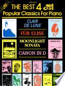 The Best 4 Plus 24 Pop Classics Intermediate Advanced Book