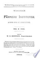 Hand book of Agriculture Book