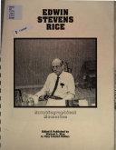 Edwin Stevens Rice