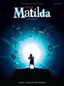 Pdf Matilda: The Musical (PVG) Telecharger