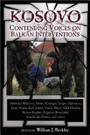 Kosovo Book PDF