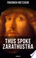 Thus Spoke Zarathustra Unabridged  Book