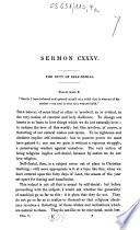 Sermon CXXXV. The Duty of Self-denial