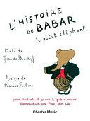 L'Histoire de Babar le petit éléphant