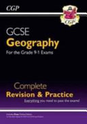 New Grade 9-1 GCSE Geography Complete Revision & Practice (with Online Edition)